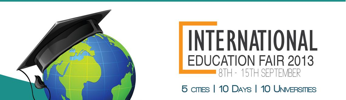 "Book Online Tickets for ELS Education Fair 2013, Chennai. ELS, with a 50 year legacy in ""insightful counseling & admission services' for international education, brings together at the ELS education Fair 2013 – top international institutes & universities offering unique industry-or"