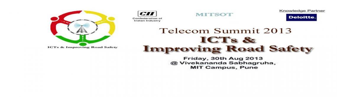 Book Online Tickets for Telecom Summit 2013 a Conference on