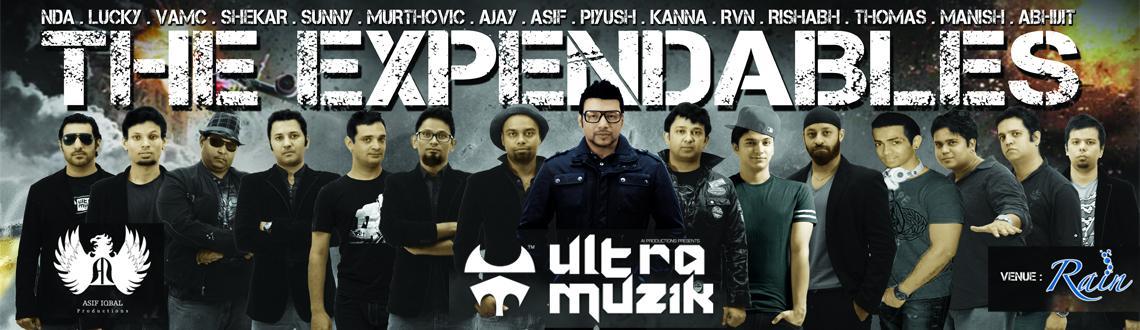 Ultra Muzik The Expendables
