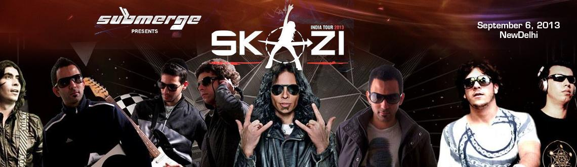 Book Online Tickets for Israeli psychedelic trance DJ group Skaz, NewDelhi. Live performance by Israeli psychedelic trance DJ group Skazi formed by Asher Swissa and Assaf B-Bass.