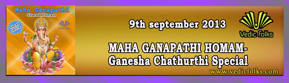 Book Online Tickets for  Ganesha Chathurthi Special - Sri Maha G, Chennai. Human life is designed with struggles. Struggles and hurdles are in surplus store for every human being. However hard one may try with all the courage and confidence, they are sure to arrive at one point in life where a strong force is needed to enco