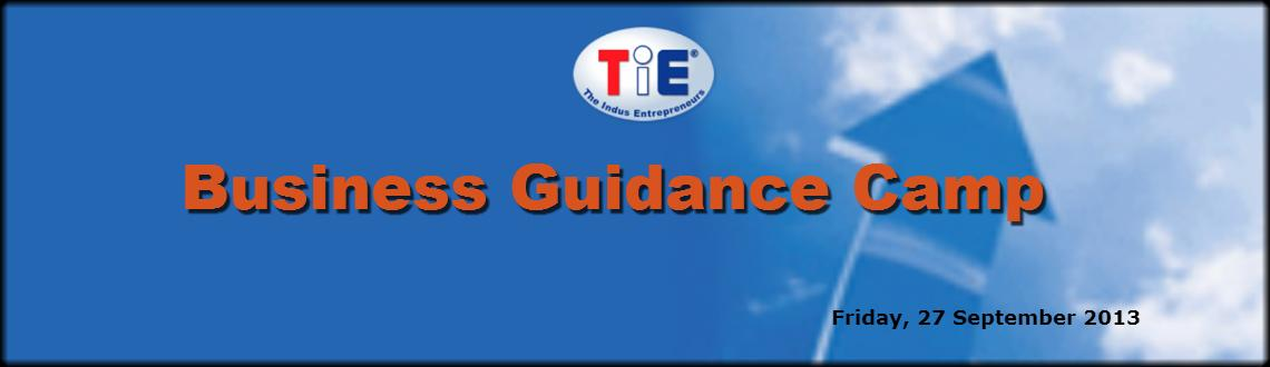 Book Online Tickets for Business Guidance Camp (27 September, Mu, Mumbai. 