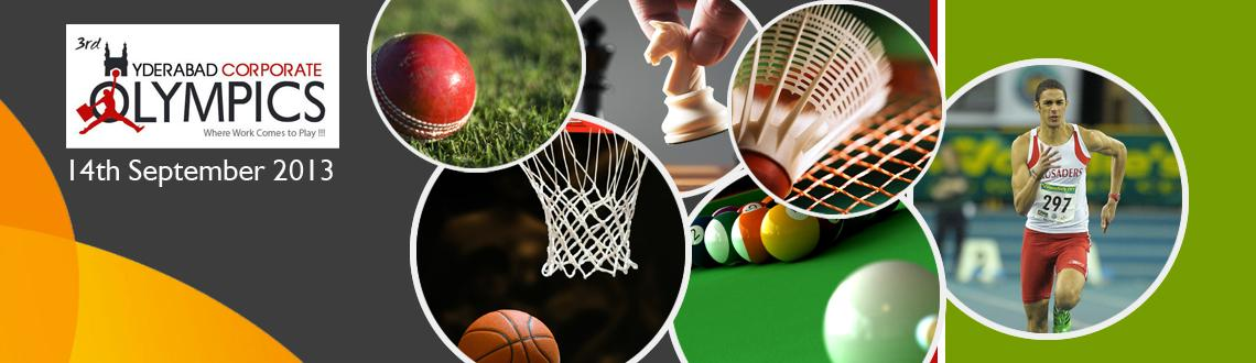 Hyderabad Corporate Olympics - Snooker and 8 Ball Pool