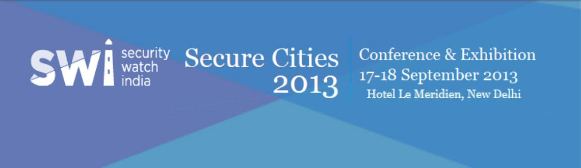 Secure Cities 2013