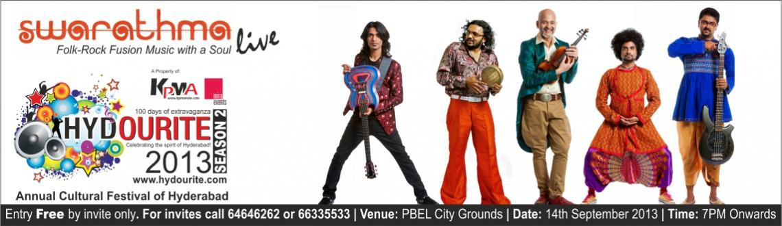 Swarathma Live at PREL Hyderabad, Swarathma, an Indian folk-rock band, has its sound rooted in Indian folk traditions while drawing on rock, blues and