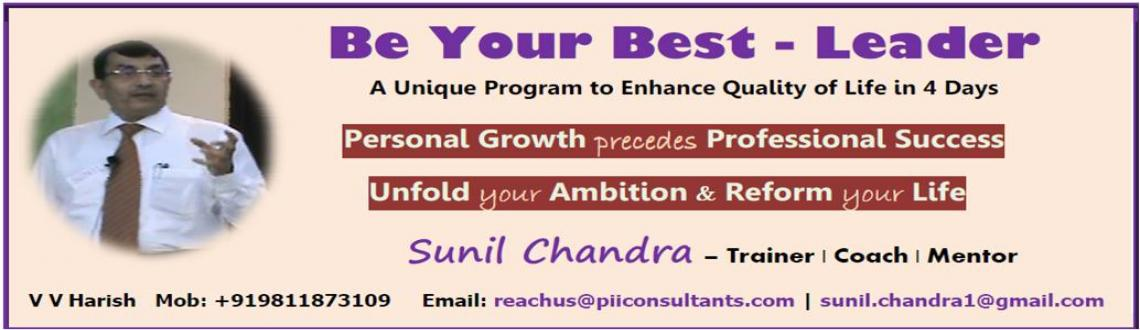 Book Online Tickets for 4 Day Training Workshop - BE YOUR BEST -, NewDelhi. A Life Transforming Training Workshop – with complimentary* lifelong post training support.                