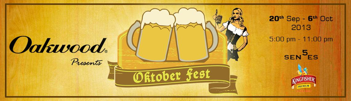 Oktoberfest at Sen5es, Oakwood Premier Pune