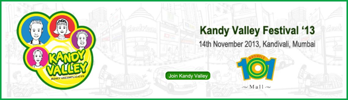 Book Online Tickets for Kandy Valley Festival 13, Mumbai.  