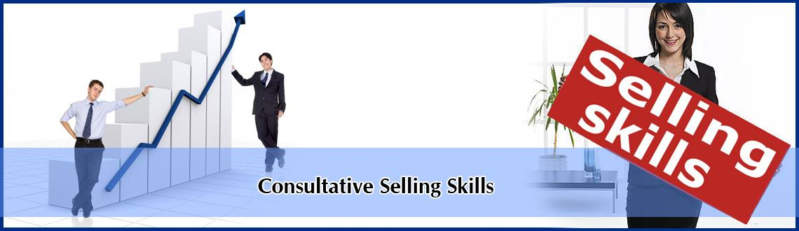 Book Online Tickets for Consultative Selling Skills, NewDelhi. 