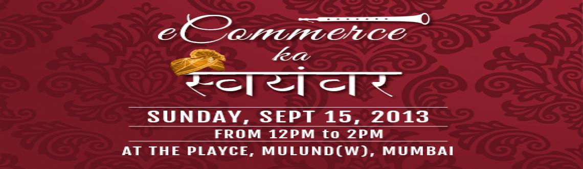 Book Online Tickets for eCommerce ka Swayamvar - Winnerwale Dulh, Mumbai. Before you go all raised eyebrows on the name of the event, yes, we are going traditional this Ganesh Chaturthi. Keeping in view our love for the unconventional, we are hosting the first ever Swayamwar of the year. ;-) Still perplexed with the thoug