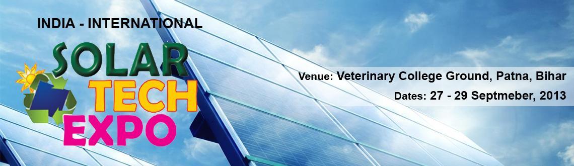 INDIA-INTERNATIONAL SOLAR TECH EXPO