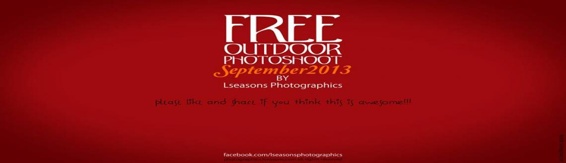 Free Outdoor Photoshoot September 2013