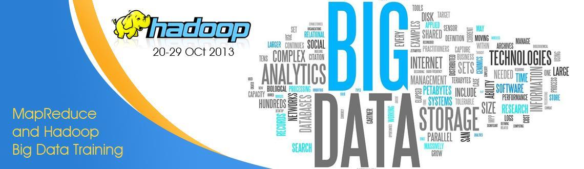 MapReduce and Hadoop Big Data Training in Bangalore