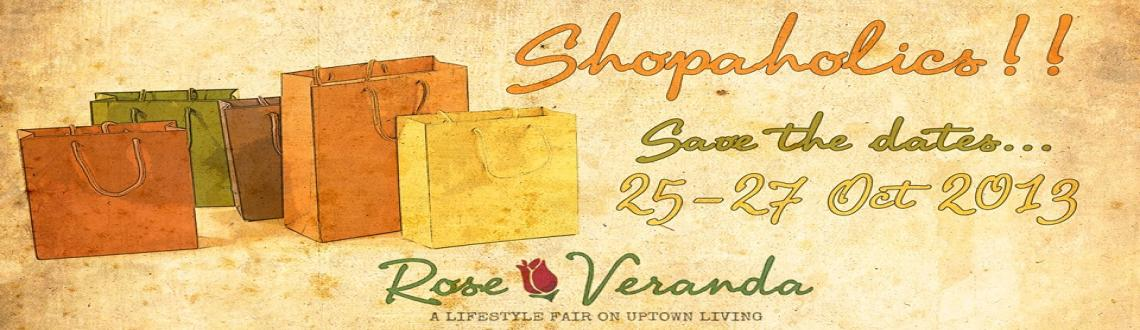 Book Online Tickets for ROSE VERANDA - A LIFESTYLE FAIR ON UPTOW, Ludhiana.  