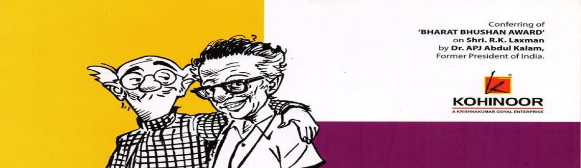 Book Online Tickets for The Uncommon Common Man , Pune. Solo exhibition Profiling the delightful world of R.K.Laxman.Shri.R.K.Laxman is shining luxury in the field of cartooning both in India and abroad. He during the past several decades, he has exhibited his rare and unique artistic prowess in cartoonin