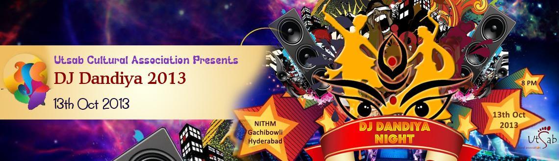 DJ Dandiya Night