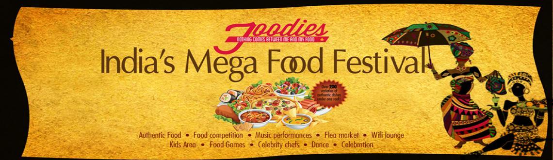 Book Online Tickets for Foodies - India, Bengaluru.   Foodies - India\'s Mega Food Festival     Imagine Kashmiri Rogan Josh to Hyderabadi Biryani.Bambaiya pani puri to Bengali fish curry.Japanese Sushi to Italian Spaghetti.Kerala appams to Mughlai Paneer tikka.Gujarati Thepla to spicy
