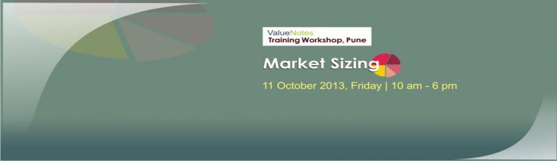 ValueNotes training workshop on Market Sizing