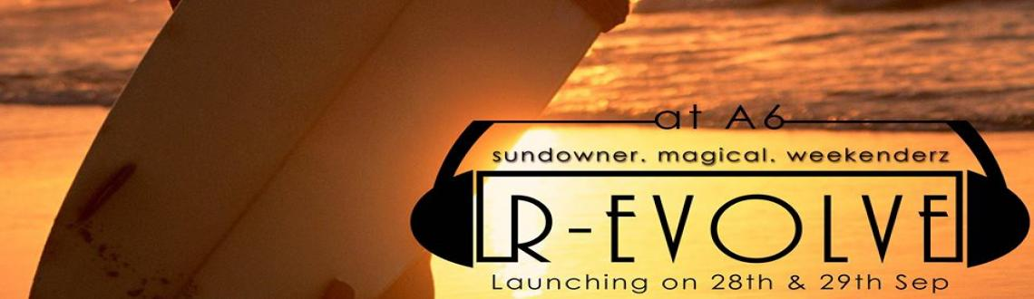 R-EVOLVE: SUNDOWNER WEEKNDERZ @ ATMOSPHERE6