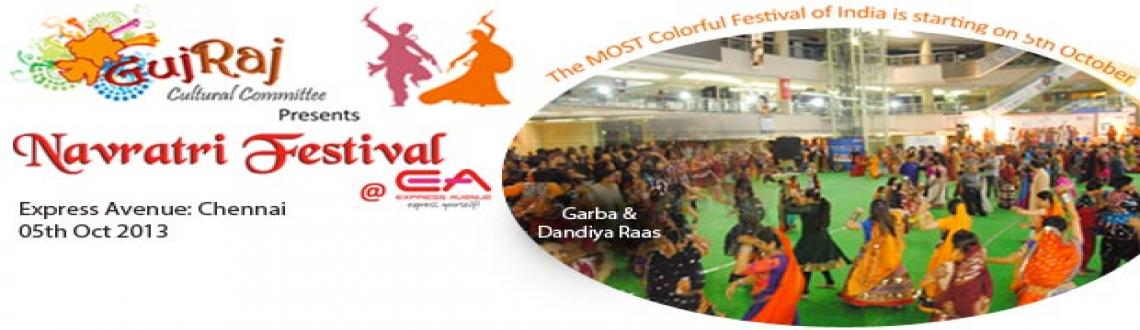 Book Online Tickets for Navratri Festival @ EA, Chennai.