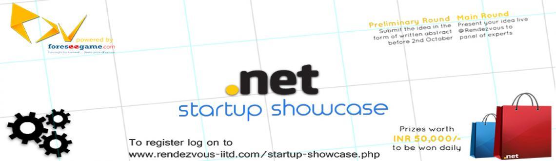 .Net Startup Showcase