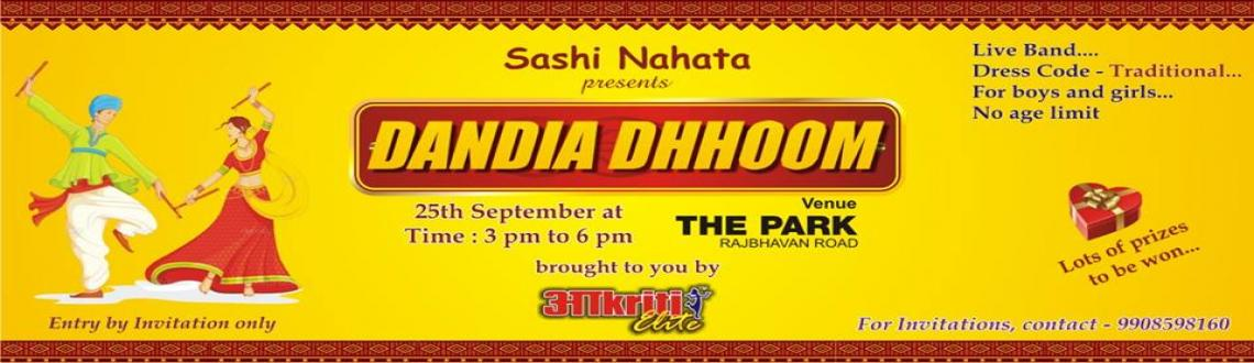 Book Online Tickets for DANDIA DHHOOM, Hyderabad. 