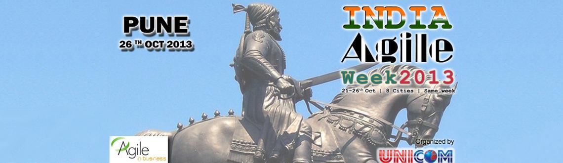 India Agile Week 2013 @ Pune