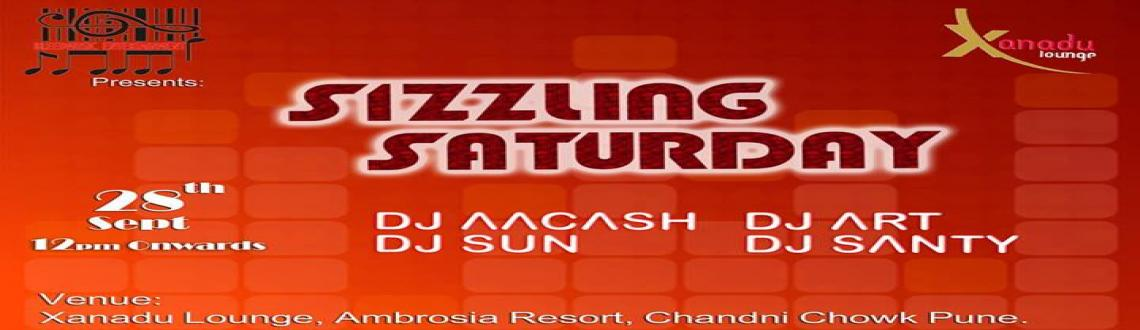 SIZZLING SATURDAY @ AMBROSIA RESORT ( Xanadu Lounge ) On 28th SEPT 12pm Onwards