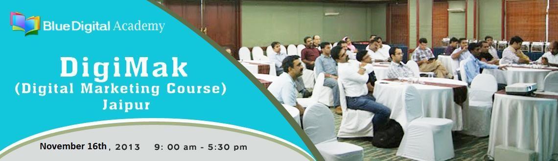 DigiMak - (Digital Marketing Course) - Jaipur