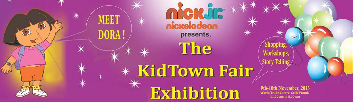 Book Online Tickets for Nick Jr. Presents-The KidTown Fair Exhib, Mumbai. Woman's Extravaganza is back with