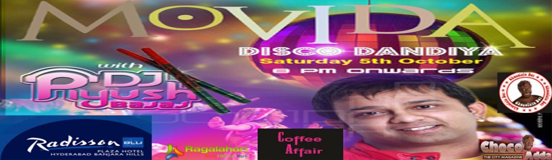 Disco Dandiya with DJ Piyush