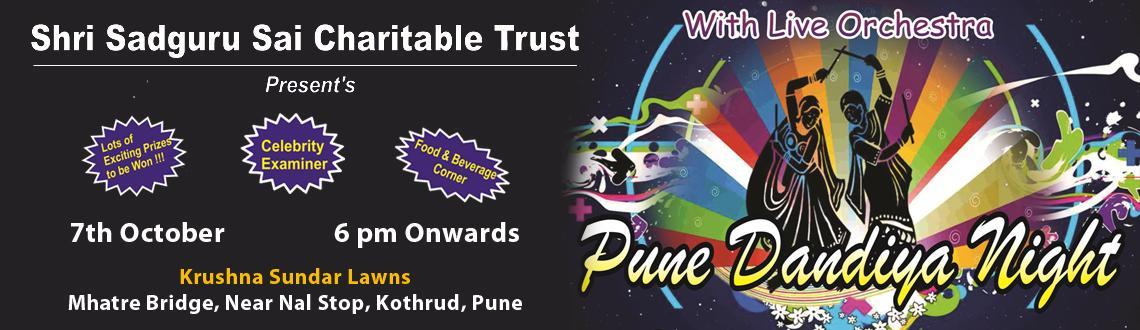 Book Online Tickets for SHRI SADGURU SAI CHARITABLE TRUST presen, Pune. Its a charity evenet so the amount collected will be donated to the Trust.