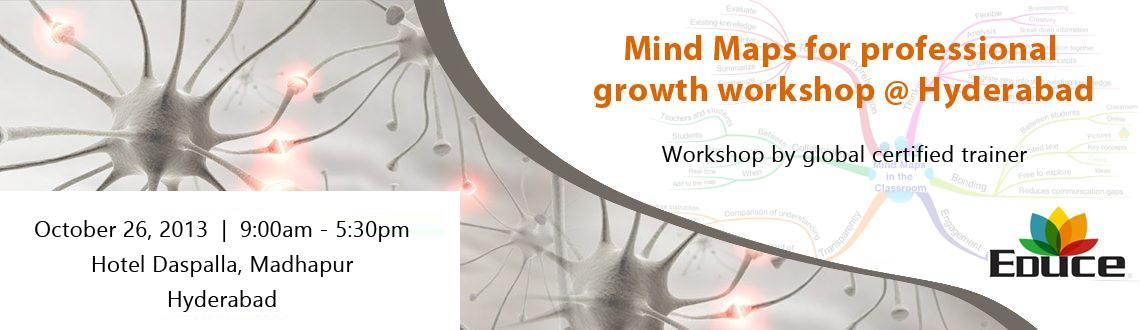 Book Online Tickets for Mind Maps for professional growth @ Hyde, Hyderabad. Mind Maps Workshop – Discover Swiss army knife of your Brain