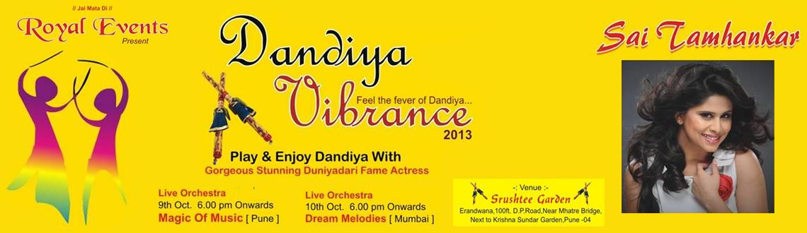 Royal Events Presents Dandia Vibrance 2013