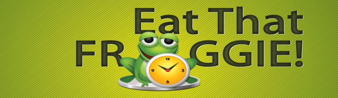 Eat That Froggie - Time Management for Kids