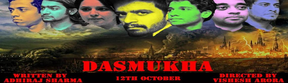 Book Online Tickets for DASMUKHA---(a play in English), NewDelhi. The Great Indian epic Ramayana framed from a completely different angle.Synopsis:\