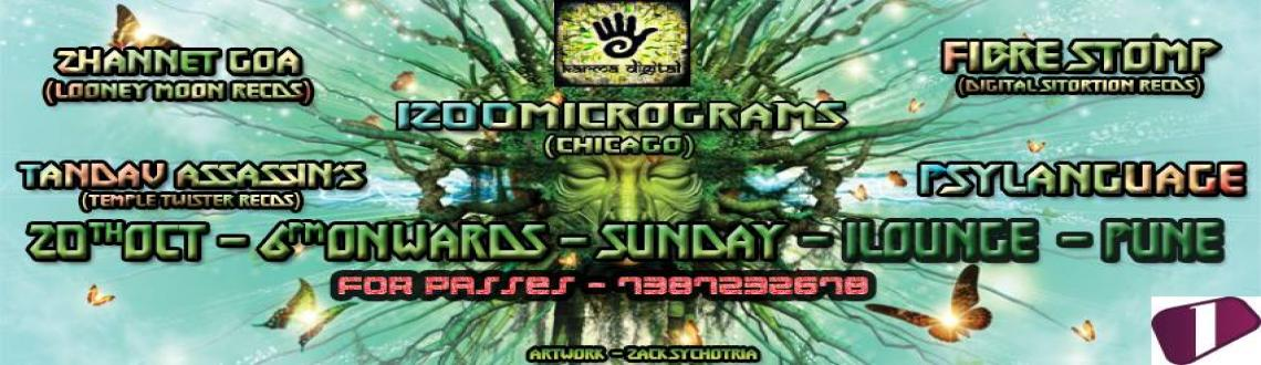 1200Mics Live |Zhannet Goa|Fibre Stomp|TandaV Assassin