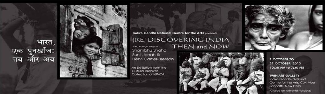Book Online Tickets for (Re)discovering India: Then and Now