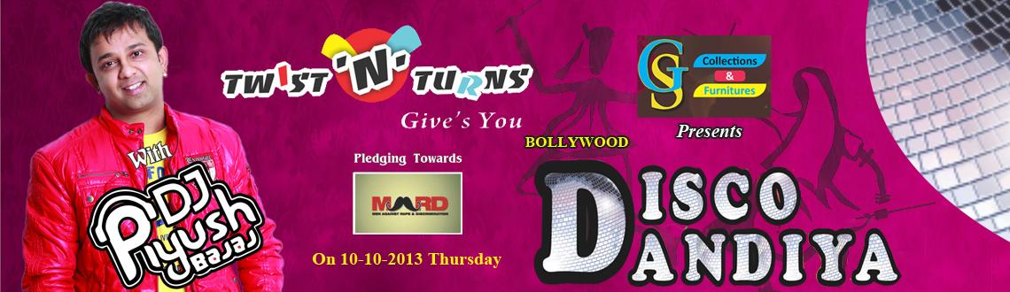 Bollywood Disco Dandiya with DJ Piyush at NTR Gardens