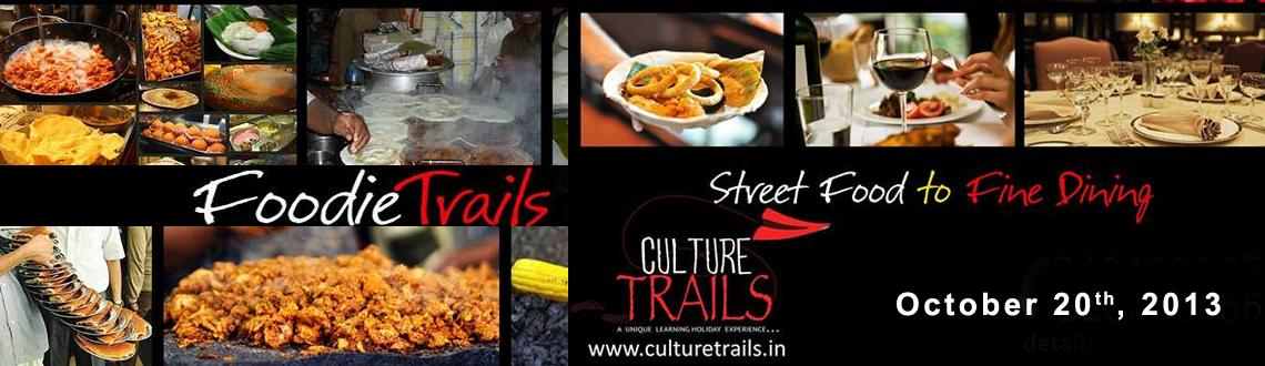 Book Online Tickets for Foodie Trails, Bengaluru.  