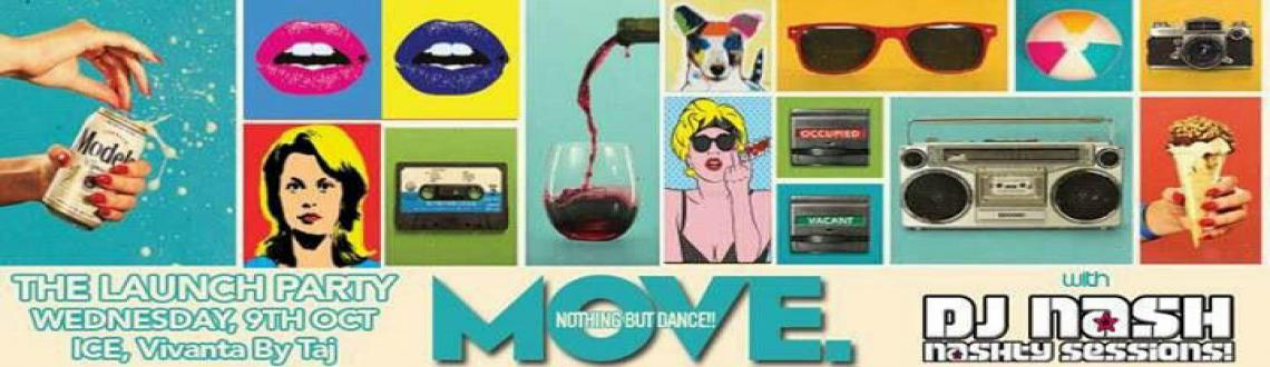 The launch of #MOVE