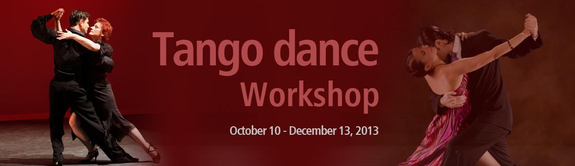 Book Online Tickets for Tango dance workshop, NewDelhi. Dates: Fridays and Sundays on October and November, except 11th October and 1st and 3rd November. Also on 1st and 13th December. Entry : - No previous knowledge of Spanish is needed. Lessons will be taught in English and Spanish- Maxim