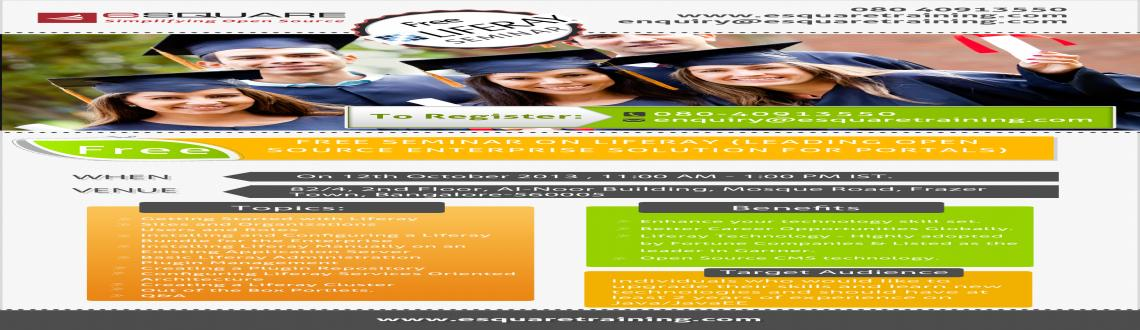 Free Liferay Seminar - Open Source Software