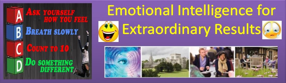 Emotional Intelligence for Extraordinary Results