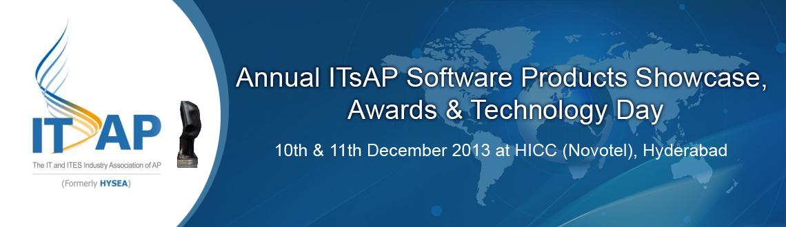 Book Online Tickets for ITsAP Annual Technology Day, Software Pr, Hyderabad. ITsAP is happy to announce the next edition of its \