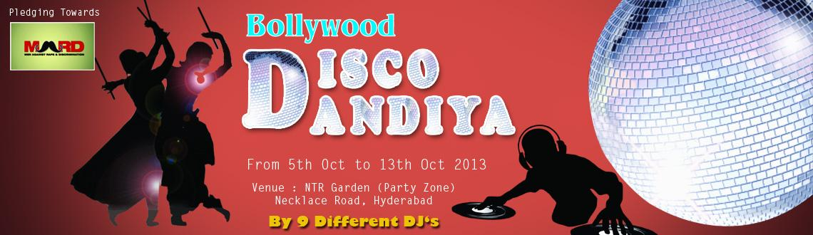 Book Online Tickets for Bollywood Disco Dandiya at NTR Gardens, Hyderabad. Bollywood Disco Dandiy at NTR Gardens 