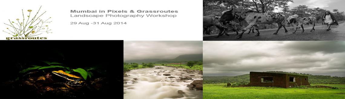Landscape Photography Workshop - Mumbai in Pixels -Village Dehna