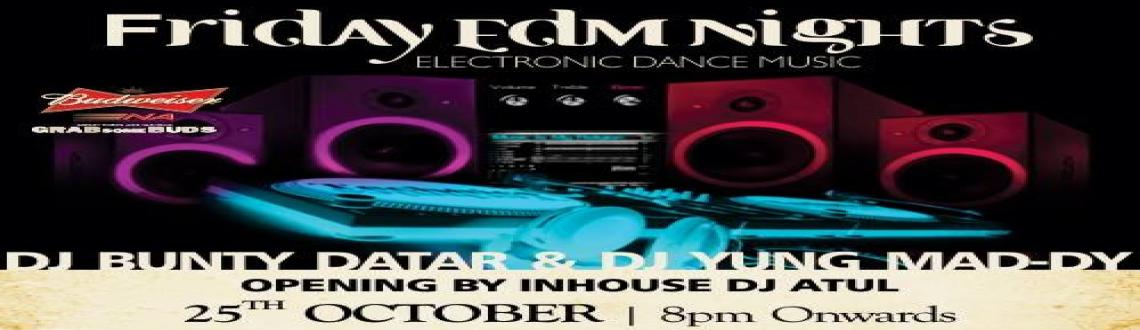 FRIDAY EDM NIGHT @ THE IRISH HOUSE IN COLLABORATION WITH CRANBERRY PRODUCTIONS