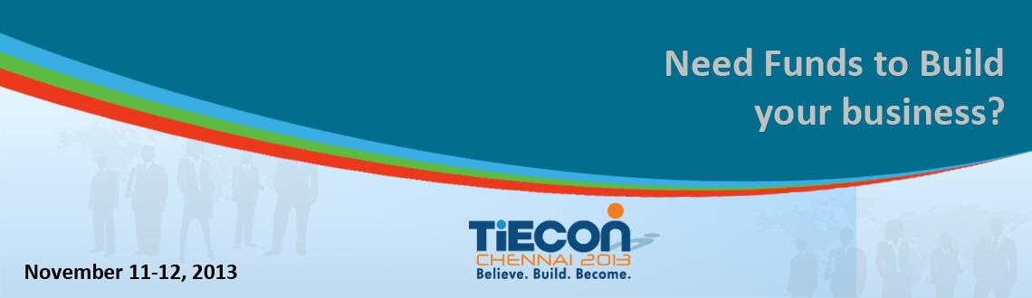"Book Online Tickets for TiECON Chennai 2013, Chennai. Tamil Nadu's premier and largest conference for entrepreneurs, has its theme as ""Believe Build Become"". The conference theme is a continuum of themes of earlier years and aims to address one of the most critical issues for any entre"