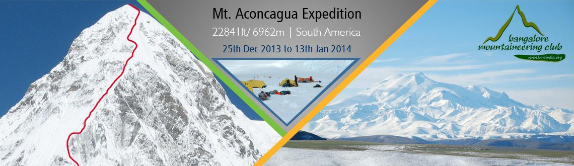 Mt. Aconcagua Expedition